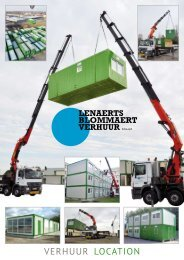 brochure LBV containers 2018