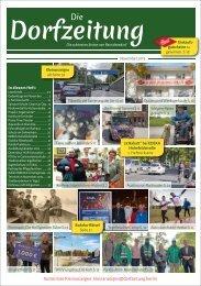 Die Dorfzeitung Reinickendorf November 2019