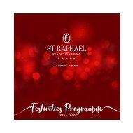 St Raphael Resort - Christmas Program 2019 - 2020