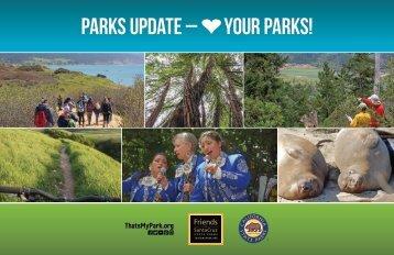 Parks Update 2019