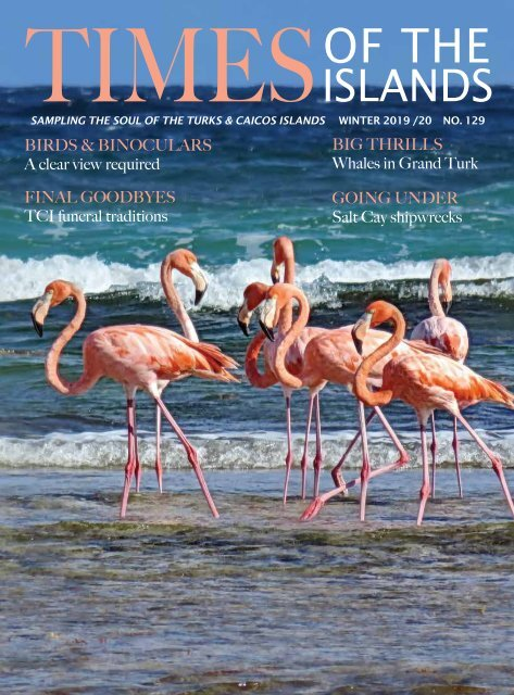 Times of the Islands Winter 2019/20