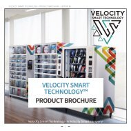 Velocity Smart Technology - Product Overview - Edition #1