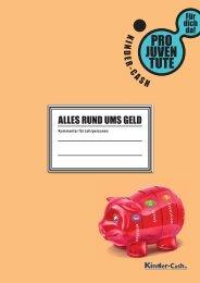 ALLES RUND UMS GELD - Pro Juventute
