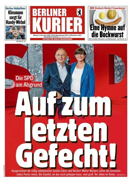 Berliner Kurier 02.12.2019