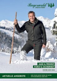 Bayerwald Winterkatalog 2019/2020