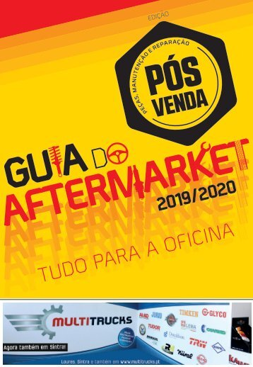 Guia do Aftermarket 2019/2020