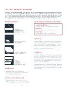 GM LIGHT CHROME & GM CHROME – Produktreport - Page 2
