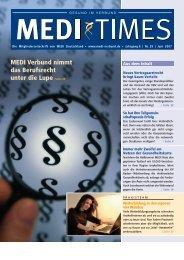 MEDorganizer - MEDI Deutschland