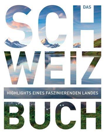 Das Schweiz Buch - Highlights