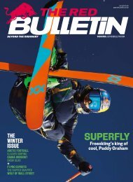 The Red Bulletin December 2019 (UK)