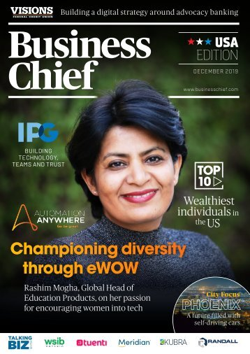 Business Chief USA December 2019