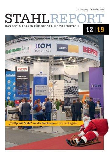 Stahlreport 2019.12