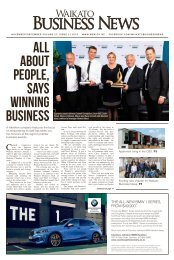 Waikato Business News November/December 2019