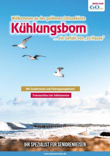 Kühlungsborn - Willkommen an der goldenen Ostseeküste