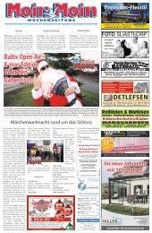 MoinMoin Schleswig 49 2019