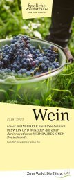 Weinführer Südliche Weinstraße