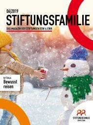 Stiftungsfamilie - Ausgabe 06/2019