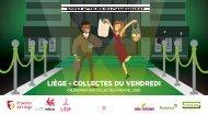 Calendrier des collectes des déchets 2020 - vendredi - Ville de Liège - Intradel