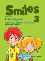 Freska_Engleski_3_Smiles 3_Udzbenik