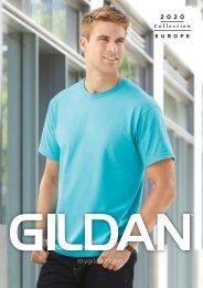 Gildan EUROPE Catalogue 2019