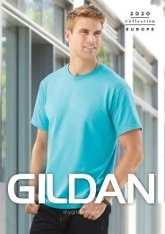 Gildan EUROPE Catalogue 2019
