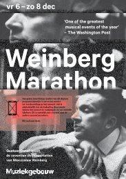 2019 12 06-08 Weinberg Marathon