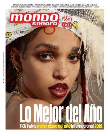 MondoSonoro Diciembre 2019
