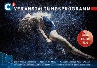 C3 Veranstaltungsprogramm - 03.12.2019