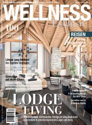 WELLNESS Magazin Exklusiv - Winter 2019