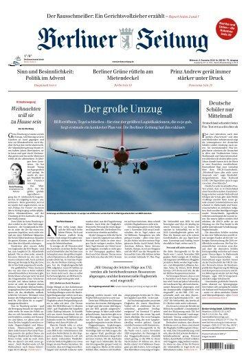 Berliner Zeitung 04.12.2019