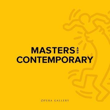 Catalogue Masters and Contemporary 2019 Miami
