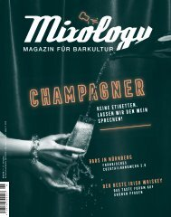 Mixology Issue #94 6/2019 - Champagner