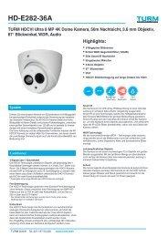HD-E282-36A Datenblatt