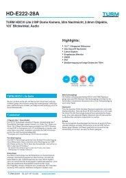 HD-E222-28A Datenblatt