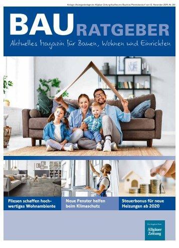 Bauratgeber Kaufbeuren / Buchloe / Marktoberdorf