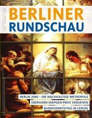 Berliner Rundschau digital I Ausgabe 6/2019