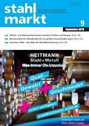Stahlmarkt 9/2019