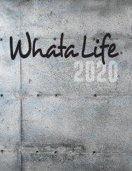 Whata Life Designs-Garments 2020