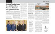 Strategic Planning Group Bountiful Utah Firm