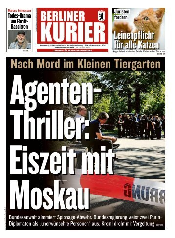 Berliner Kurier 05.12.2019