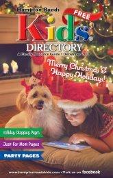 Hampton Roads Kids' Directory: December 2019