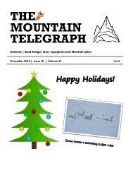 Mountain Telegraph Dec 2019