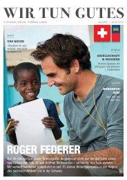 «Wir tun Gutes» Schweiz / Liechtenstein (Nr. 1)