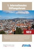 «Wir tun Gutes» Schweiz / Liechtenstein (Nr. 1) - Seite 6