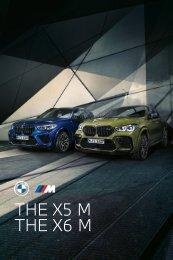 X5M og X6M