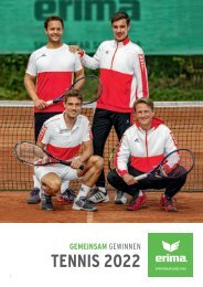 ERIMA Tennis 2021 - Österreich