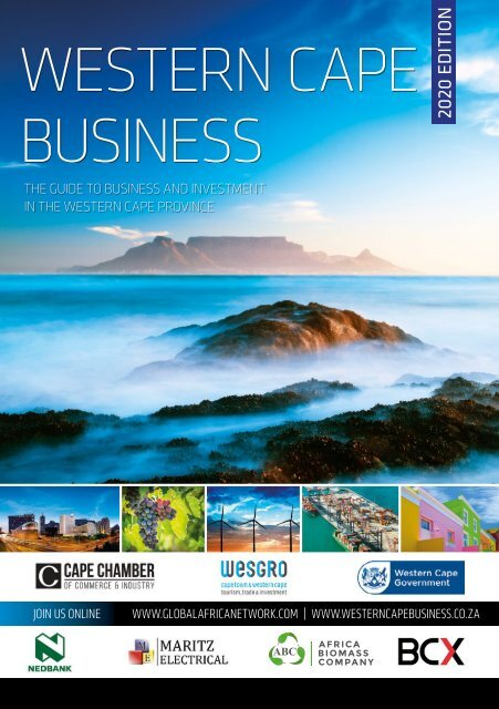 Western Cape Business 2020 edition