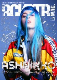 RCKSTR Mag. #173