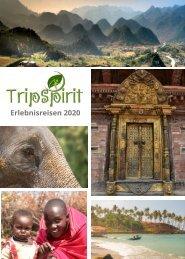 TripSpirit - Erlebnisreisen 2020
