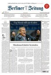 Berliner Zeitung 06.12.2019